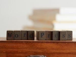 WordPress経由でアップロード